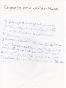 Mélodie V Hugo