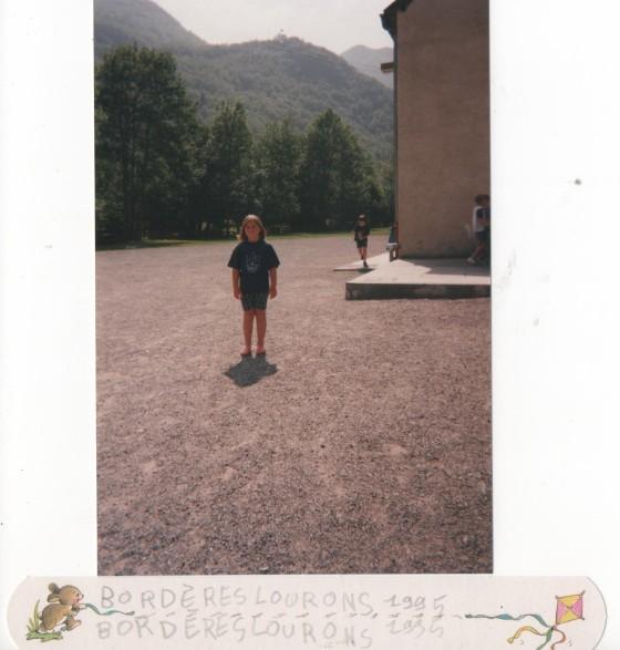 Mélodie bordère louron1995