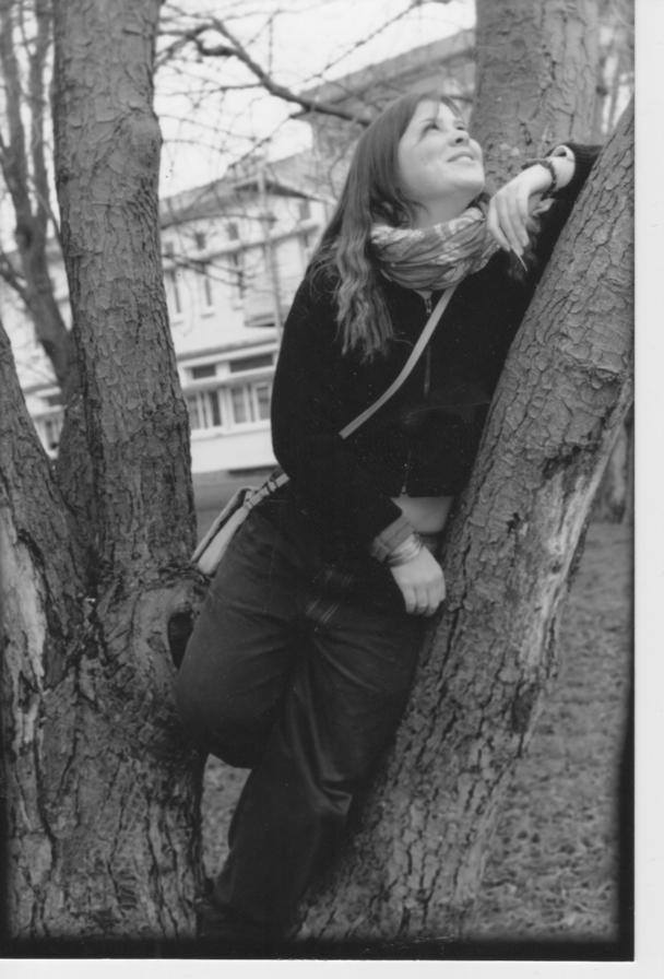Mélodie dans l'arbre